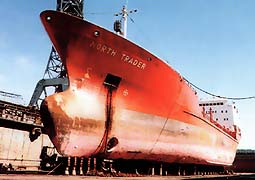 Chemical Tanker of Haugesunds DS AS